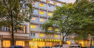 柏林库达姆大街列支堡拿富姆酒店 - 柏林 - 建筑
