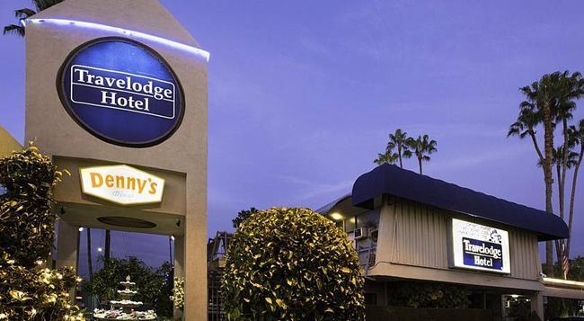 拉克斯旅程住宿酒店 - 洛杉矶 - 建筑