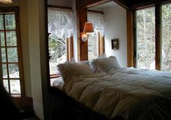 Mountain Valley Retreat - 基灵顿 - 睡房