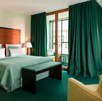 柏林克里普城市酒店 - 柏林 - 睡房