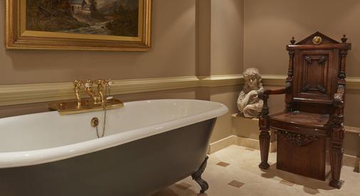 巴蒂兰利酒店 - 伦敦 - 浴室