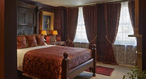 巴蒂兰利酒店 - 伦敦 - 睡房