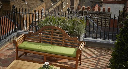 巴蒂兰利酒店 - 伦敦 - 阳台