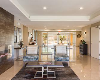 阿尔伯克基机场guesthouse酒店 - 阿尔伯克基 - 大厅