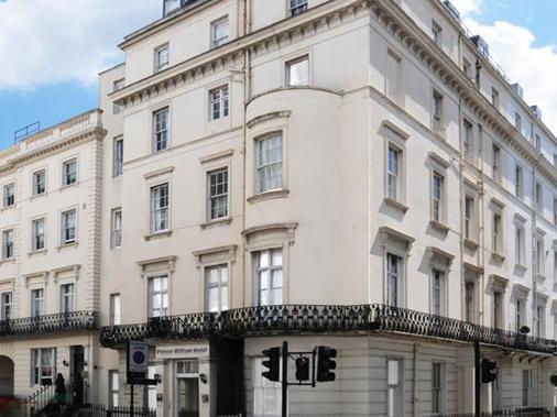威廉王子酒店 - 伦敦 - 建筑