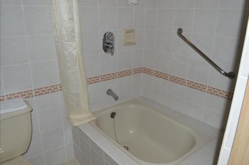行政广场酒店 - 马尼拉 - 浴室