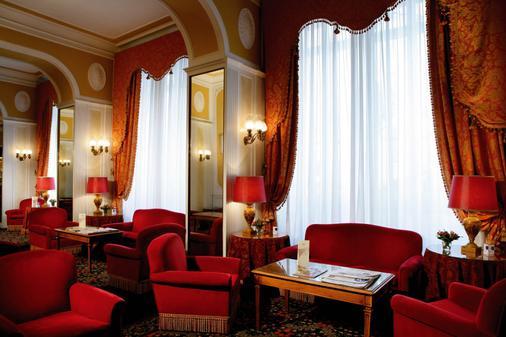 马西莫达则格里奥贝托亚酒店 - 罗马 - 休息厅