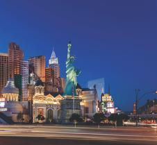 纽约-纽约酒店赌场