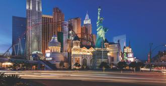 纽约酒店 - 拉斯维加斯 - 建筑