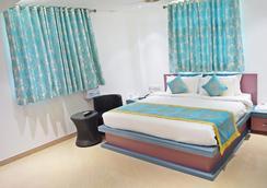 福来恩酒店 - 巴特那 - 睡房