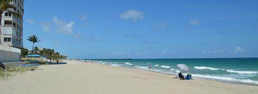 劳德代尔堡海滩度假酒店 - 劳德代尔堡 - 海滩