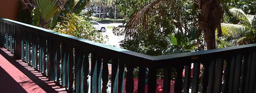 劳德代尔堡海滩度假酒店 - 劳德代尔堡 - 阳台