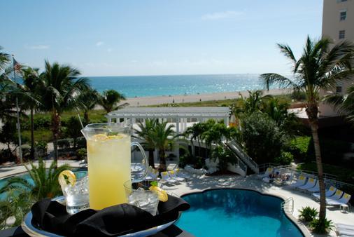 萨沃伊酒店和海滩俱乐部 - 迈阿密海滩 - 海滩