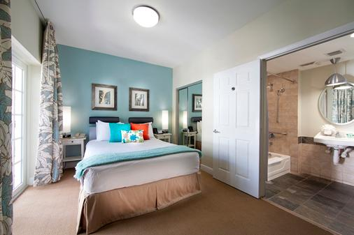 萨沃伊酒店和海滩俱乐部 - 迈阿密海滩 - 睡房