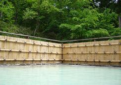 藏王温泉堺屋森之酒店Wald Berg - 山形市 - 游泳池