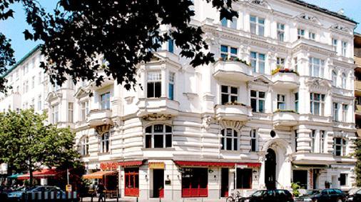 柏林同性恋旅馆 - 柏林 - 建筑