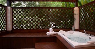 沙拉布里度假村 - Ko Pha Ngan - 水疗中心