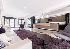 Compostela Suites Apartments - 马德里 - 大厅