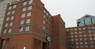 布法罗市中心智选假日套房酒店 - 布法罗 - 建筑