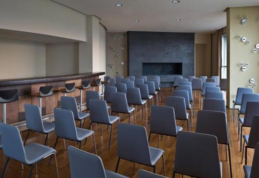 昆姆酒店 - 博德鲁姆 - 会议室