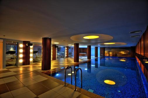 昆姆酒店 - 博德鲁姆 - 游泳池