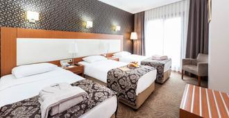 阿芙西拉大酒店 - 伊斯坦布尔 - 睡房