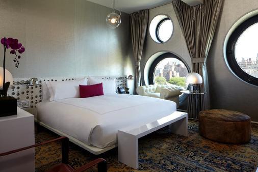梦幻市区酒店 - 纽约 - 睡房