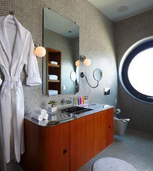梦幻市区酒店 - 纽约 - 浴室