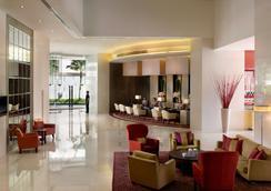 曼谷苏克哈姆维特公园万豪行政公寓 - 曼谷 - 大厅
