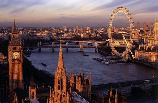 瑞士小屋朝圣者酒店 - 伦敦 - 户外景观