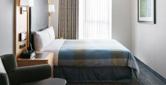 世界中心酒店 - 纽约 - 睡房