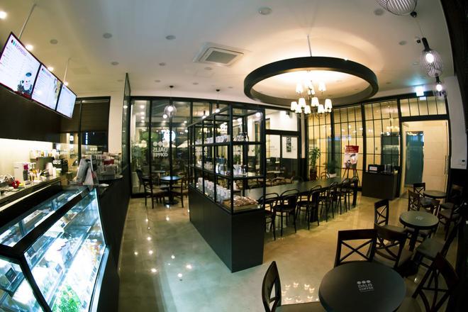 仁川航空舒适酒店 - 仁川 - 餐馆