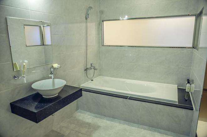 仁川航空舒适酒店 - 仁川 - 浴室