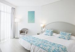 阿莱酒店 - 贝纳马德纳 - 睡房