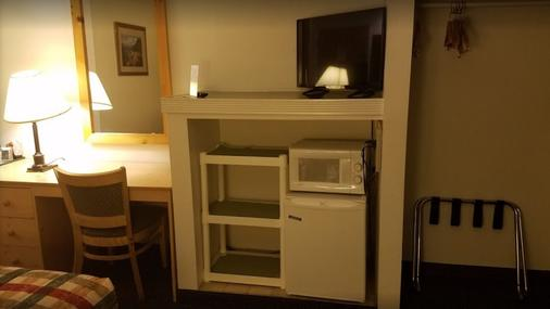 克尔艾琳菲布丽酒店 - Coeur d'Alene - 客房设施
