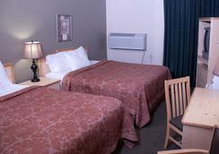 克尔艾琳菲布丽酒店 - Coeur d'Alene - 睡房