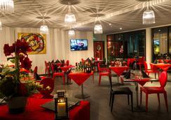 奥森纳酒店及水疗中心 - 斯特拉斯堡 - 餐馆