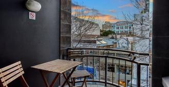 莫根精品酒店 - 悉尼 - 阳台
