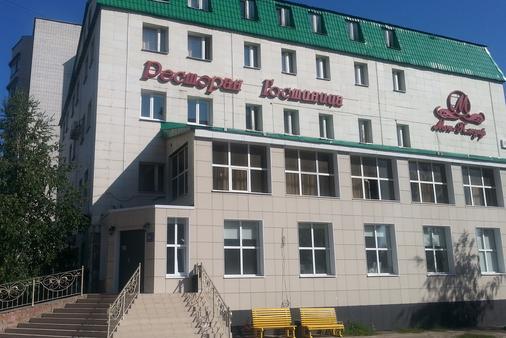 喀山蒙普莱西尔酒店 - 喀山 - 建筑