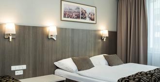 健康步骤酒店 - 布拉格 - 睡房