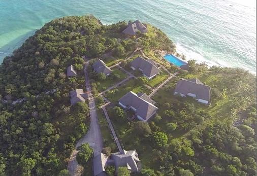瑞斯密千威海滩度假酒店 - Michamvi - 户外景观