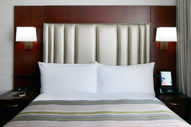 波士顿俱乐部住宅酒店 - 波士顿 - 睡房