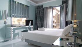 雅典钻石霍姆特尔酒店 - 雅典 - 睡房