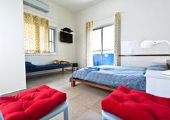 Hayarkon 48 Hostel - 特拉维夫 - 睡房