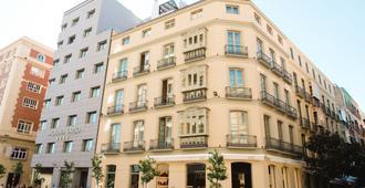 莫里纳拉里欧酒店 - 马拉加 - 建筑