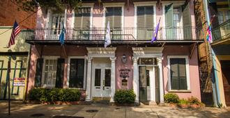法国区拉莫特家酒店 - 新奥尔良 - 建筑