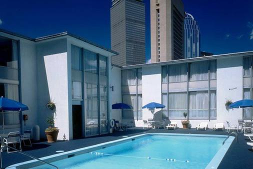 波士顿市中心酒店 - 波士顿 - 建筑