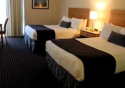 波士顿市中心酒店 - 波士顿 - 睡房