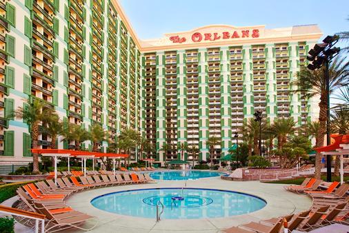 奥尔良赌场酒店 - 拉斯维加斯 - 建筑