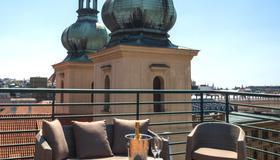 莱昂德奥罗住宅酒店 - 布拉格 - 露天屋顶